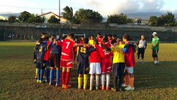 AMICAL U13 VS CO SAINT PIERRE