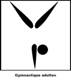 AS Ollainville - Logos - Gymnastique adultes