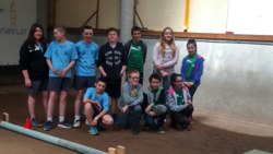 Clubs -11/-13 : St-Just-Malmont - Vorey 13/04/16