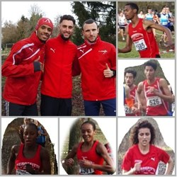CHAMPIONS D'IDF DE CROSS-COUNTRY